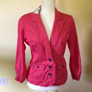 NWT Maurices jacket